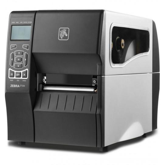 Zebra ZT230 Impresora de Etiquetas Grado Semi Industrial
