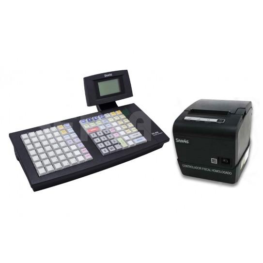 SAM4S ER600F Controlador Fiscal