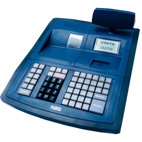 Kretz Numa Registradora Nueva Tecnología