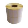 Rollo Etiquetas 50x25 2 Bandas Papel Ilustración 3600 Etiquetas